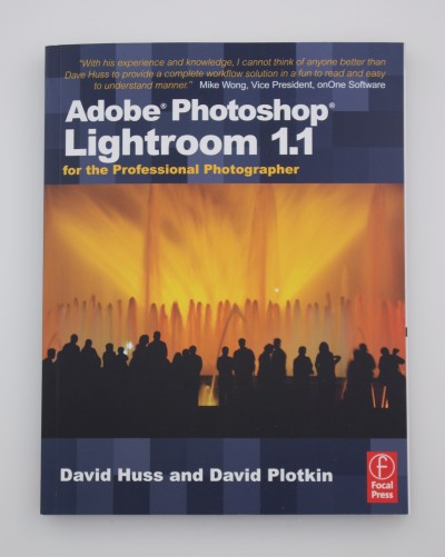 Lightroom Book Review