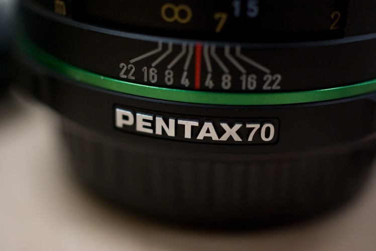 Pentax DA 35mm f/2.8 Macro Limited