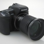 Sony Alpha DSLR-A350