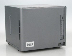 WD ShareSpace