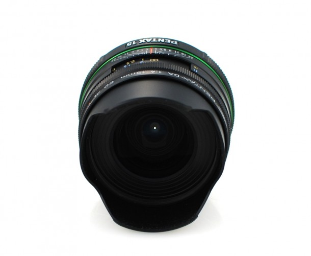 Pentax DA 15mm AL Limited Lens