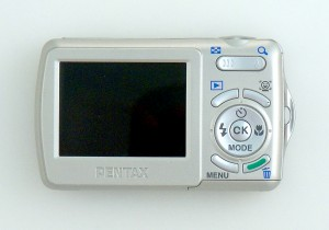 Pentax Optio E70