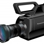 Panasonic Micro Four Thirds camcorder